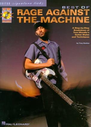 Best Of Guitare - Against The Machine Rage - laflutedepan.com