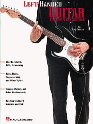Left Handed Guitar. The Complete Method Troy Stetina laflutedepan