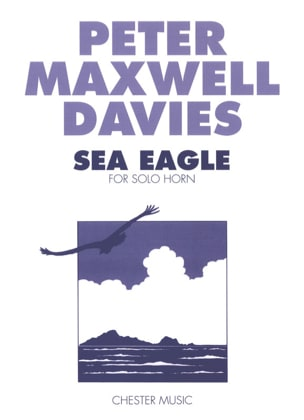 Davies Peter Maxwell - Sea Eagle - Partition - di-arezzo.fr