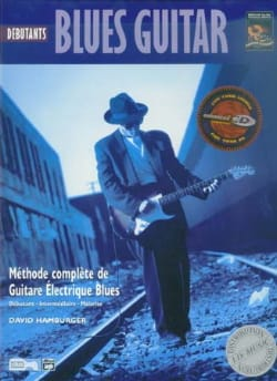 David Hamburger - Blues Guitar - Beginners French Version - Sheet Music - di-arezzo.com