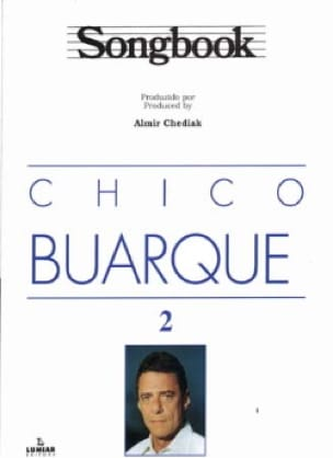 Chico Buarque - Songbook Volume 2 - Partition - di-arezzo.fr