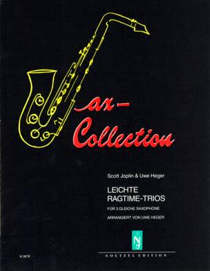 Joplin S. / Heger U. - Leichte Ragtime-Trios - Partition - di-arezzo.fr