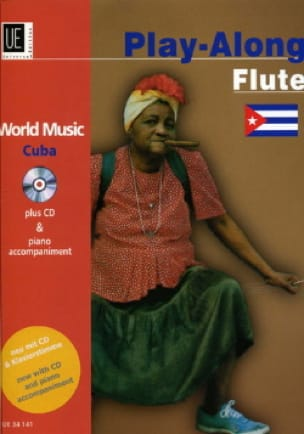 - World Music Cuba Play-Along Flute - Partition - di-arezzo.fr