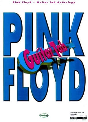 Guitar Tab Anthology Floyd Pink Partition Pop / Rock - laflutedepan