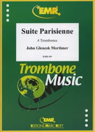 Suite Parisienne John Glenesk Mortimer Partition laflutedepan