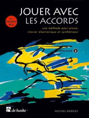 Michiel Merkies - Jouer Avec les Accords Volume 2 - Partition - di-arezzo.fr