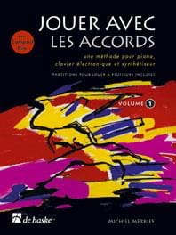 Michiel Merkies - Jouer Avec les Accords Volume 1 - Partition - di-arezzo.fr