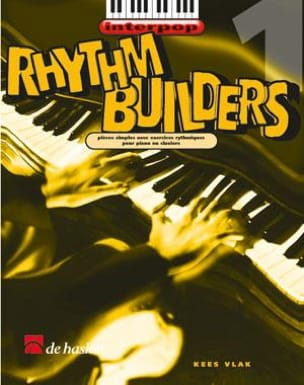 Kees Vlak - Rhythm Builders Niveau 1 - Partition - di-arezzo.fr