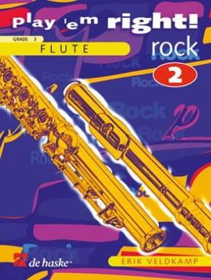 Erik Veldkamp - Play 'Em Right! Rock Volume 2 - Sheet Music - di-arezzo.co.uk