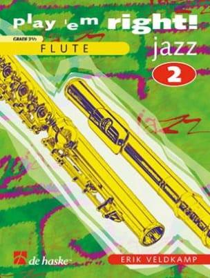 Erik Veldkamp - Play 'Em Right! Jazz Volume 2 - Sheet Music - di-arezzo.co.uk