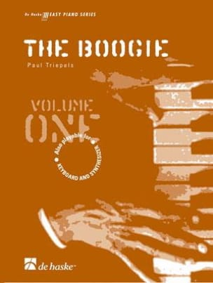 Paul Triepels - The Boogie Volume 1 - Partition - di-arezzo.fr
