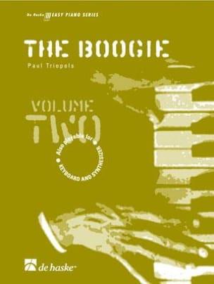 The Boogie Volume 2 - Paul Triepels - Partition - laflutedepan.com