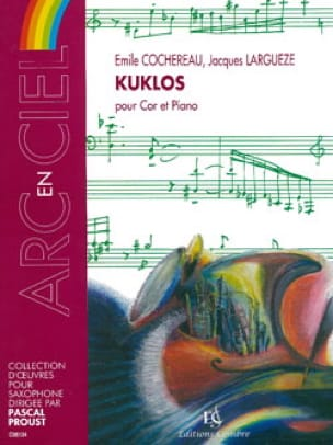 Cochereau Emile / Largueze Jacques - kuklos - Sheet Music - di-arezzo.com
