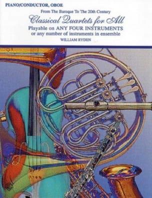 - Classical Quartets For All - Partition - di-arezzo.fr