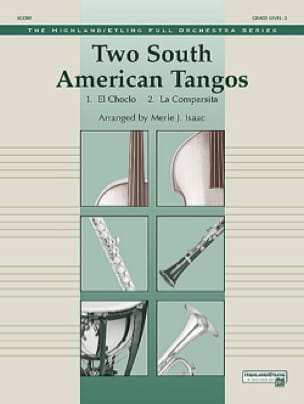 - Two South American Tangos - Sheet Music - di-arezzo.com