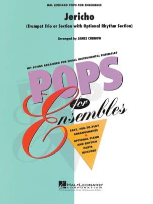 Traditionnel - Jericho - Pops for Ensembles - Partition - di-arezzo.fr