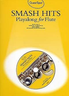 Guest Spot - Smash Hits Playalong For Flute - laflutedepan.com