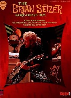 Brian Setzer - The Brian Setzer Orchestra - Partition - di-arezzo.fr