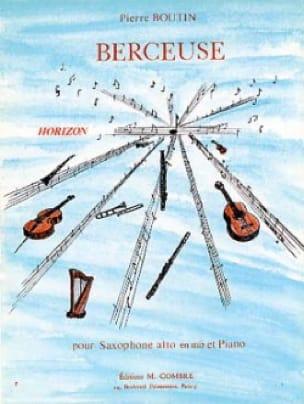 Pierre Boutin - Berceuse - Partition - di-arezzo.fr
