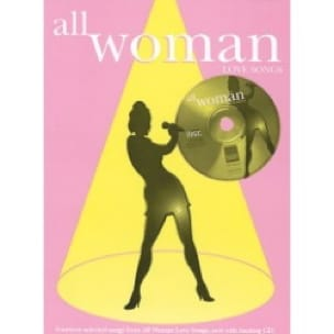 All Woman Love Songs - Partition - di-arezzo.fr