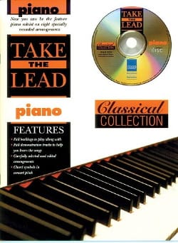 Take The Lead Piano Classical Collection - Partition - di-arezzo.fr