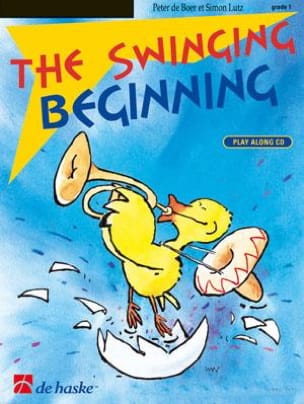 The Swinging Beginning Boer Peter De / Lutz Simon laflutedepan