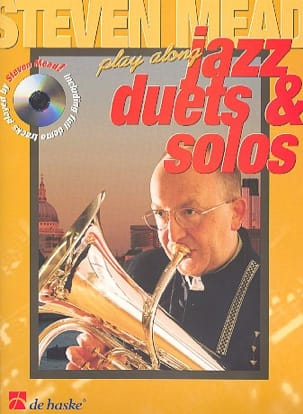 Gorp Fons Van - Play Along Jazz Duets & Solos - Partition - di-arezzo.fr