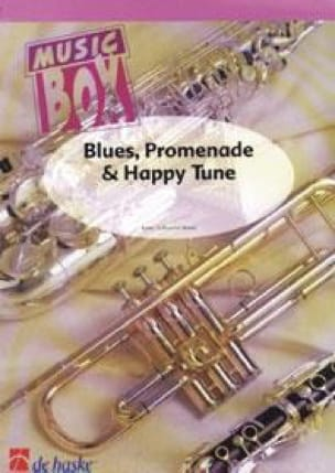Blues, promenade & happy tune - music box laflutedepan