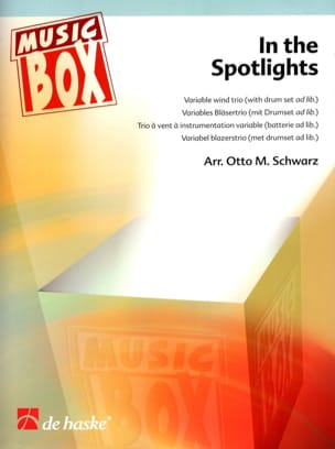 In the spotlights - music box Partition ENSEMBLES - laflutedepan