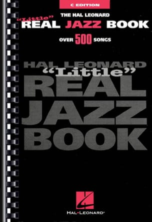 - Little Real Jazz Book - Partition - di-arezzo.fr