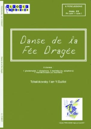 TCHAIKOVSKY - Dance of the candied fairy - Sheet Music - di-arezzo.com