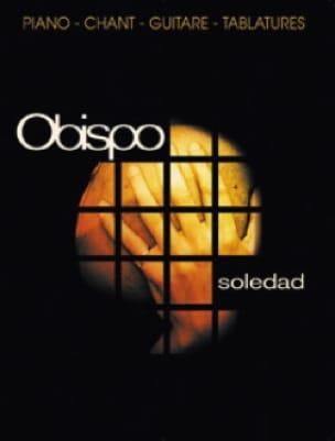 Pascal Obispo - Soledad - Sheet Music - di-arezzo.com