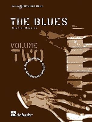 The Blues Volume 2 - Michiel Merkies - Partition - laflutedepan.com