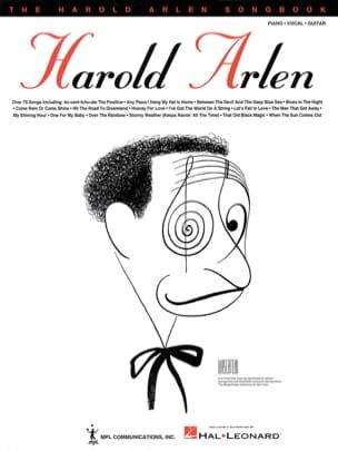 Harold Arlen - The Harold Arlen Songbook - Sheet Music - di-arezzo.co.uk