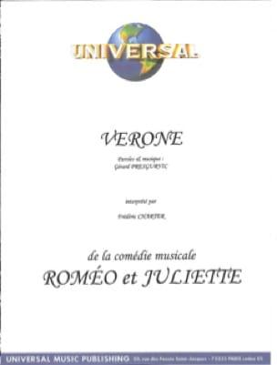 Gérard Presgurvic - Verona - Noten - di-arezzo.de