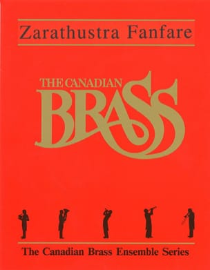 Zarathustra Fanfare - Richard Strauss - Partition - laflutedepan.com