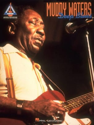 Muddy Waters - Deep Blues - Partition - di-arezzo.fr