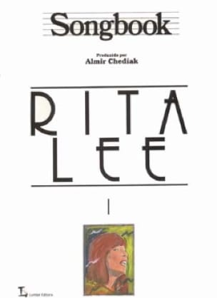 Rita Lee - Songbook Volume 1 - Sheet Music - di-arezzo.co.uk