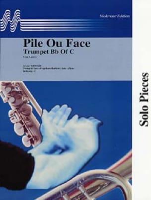 Serge Lancen - Pile or Face - Sheet Music - di-arezzo.com