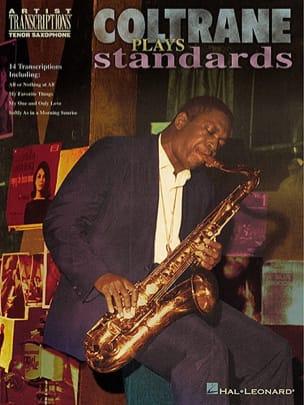 Coltrane Plays Standards - John Coltrane - laflutedepan.com