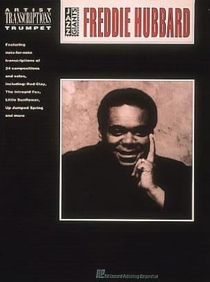 Freddie Hubbard - Jazz Giants - Partition - di-arezzo.fr