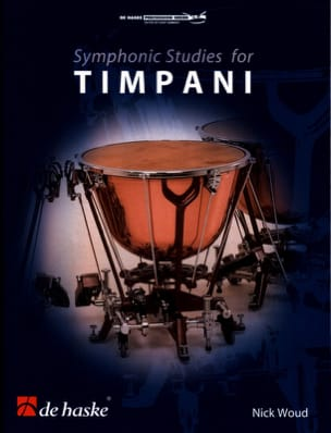 Nick Woud - Symphonic Studies For Timpani - Partition - di-arezzo.fr