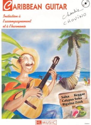 Caribbean Guitare - Charlie Chovino - Partition - laflutedepan.com