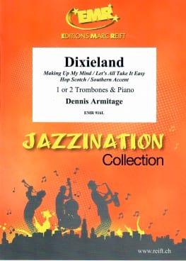 Dixieland - Dennis Armitage - Partition - Trombone - laflutedepan.com