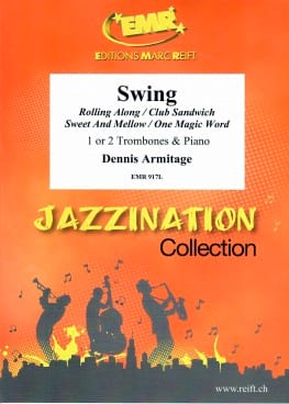 Swing Dennis Armitage Partition Trombone - laflutedepan