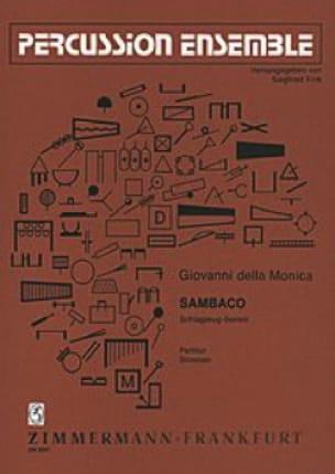 Giovanni Della Monica - Sambaco - Partition - di-arezzo.fr