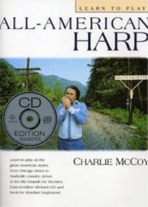 Coy Charlie Mc - Learn To Play All American Harp - Sheet Music - di-arezzo.co.uk