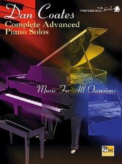 - Complete Advanced Piano Solos - Partition - di-arezzo.fr
