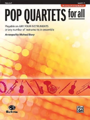 Michael Story - Pop quartets for all - Revised - Updated - Sheet Music - di-arezzo.com