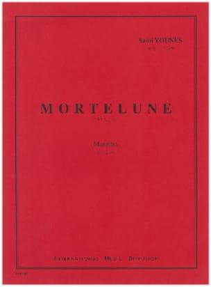 Sami Younès - Mortelune - Sheet Music - di-arezzo.com